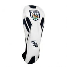 OFFICIAL WEST BROMWICH ALBION FC EXECUTIVE RESCUE/HYBRID GOLF HEADCOVER